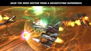 Galaxy on Fire 2 free android games for download