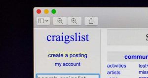 Craigslist auction sites like ebay