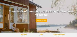 Home Exchange as airbnb competitors